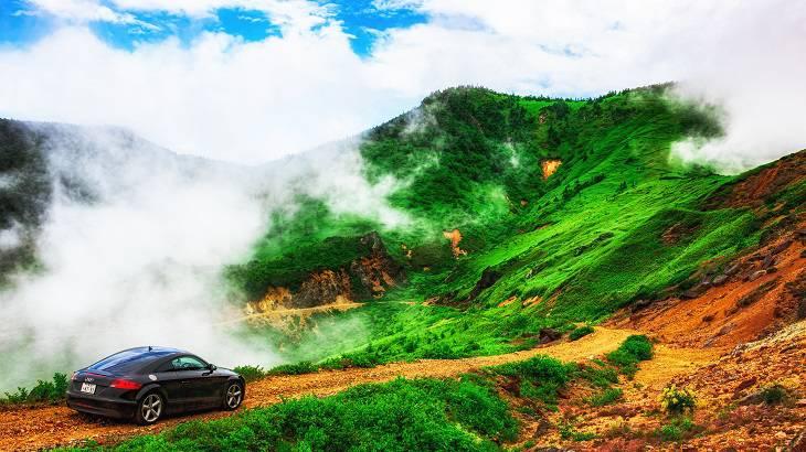 【群馬県】【秘境】毛無峠先のゴーストタウン、小串鉱山跡