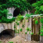 【山梨県】【廃隧道】上下重なったトンネル!?松姫湖の二段廃隧道