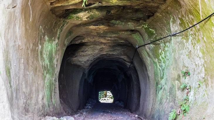 【ミニレポ】【千葉県】【林道】素掘隧道満載!ダートラリールート
