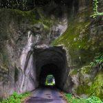 【ミニレポ】【千葉県】【隧道】国道410号線にある素掘隧道!四町作第一隧道