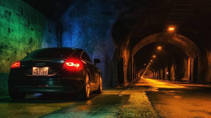 【新潟県】【隧道】果てしない素掘の県道~奥只見シルバーライン
