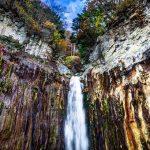 【群馬県】【秘境】極彩色が奏でる到達困難な断崖の滝!常布の滝を攻略せよ!