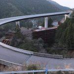 【ミニレポ】【千葉県】【未成橋】山中に現れる巨大未成橋、天津ループ橋