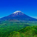 霞みの無い富士山を見る!富士五湖から富士山がスッキリ見える日の条件とは?