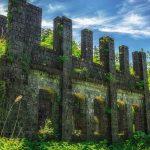 【新潟県】【廃鉱山】秘境森奥に在りしはさながら古代遺跡!持倉鉱山跡
